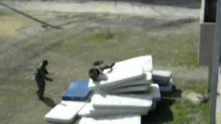 Marine barracks jump 2/8 Echo