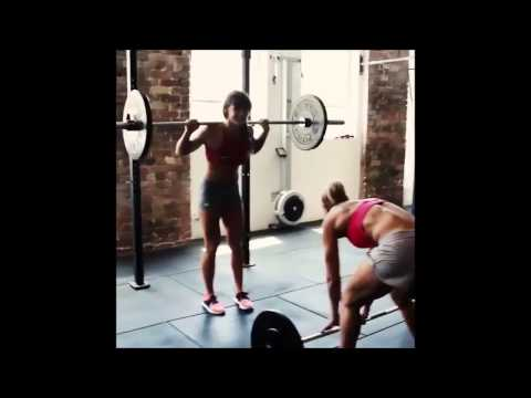 SALLY MATTERSON   Fitness Model  Daily Exercise Routine for Women @ Australia   YouTube
