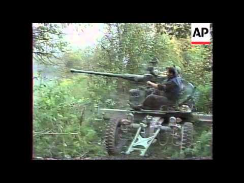 Bosnia - Post-Ceasefire Update
