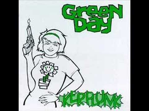 Green Day Welcome to Paradise Kerplunk