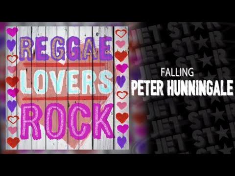 Peter Hunningale - Falling - (Jet Star Records) - 90s Reggae