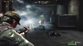 Black Fire (Game Play PvE) Штурм Дамбы