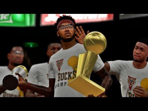 NBA 2K15 MyCAREER Finals - NBA CHAMPIONS!! The FINALE! 4x NBA CHAMPION, 4x FINALS MVP!!