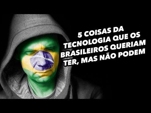 5 coisas da tecnologia que os brasileiros queriam ter, mas não podem - TecMundo