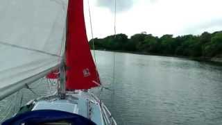Keep Turning Left (around the UK by sailboat)
