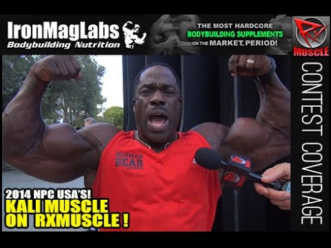 Kali muscle rant nutrition amp hyphy mud how to save money and do it