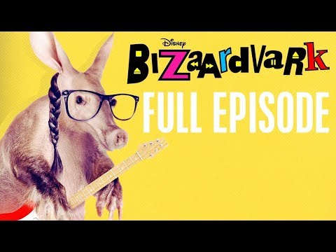 First   Episode  Bizaardvark  Disney Channel
