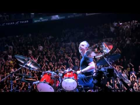Metallica - Enter Sandman (Live @ Quebec Magnetic, 2009)