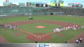 Carl Beane Memorialized With Moving Pregame Ceremony at Fenway Park (NESN)