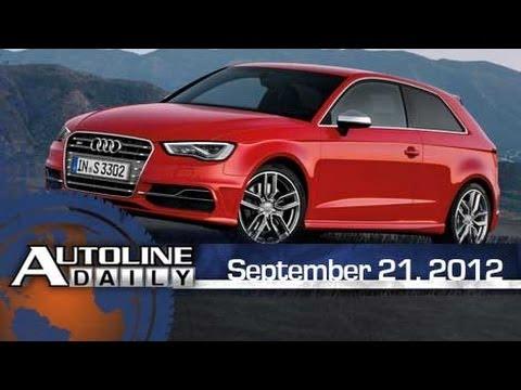 300 Horsepower Rocket: Audi's 2013 S3 - Autoline Daily 976