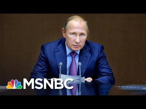 Why Vladimir Putin Would Have An Interest In Donald Trump | Morning Joe | MSNBC