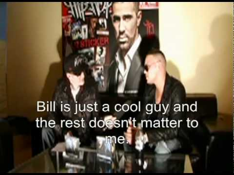 04.05.10 Kay One about his friendship with Tom & Bill