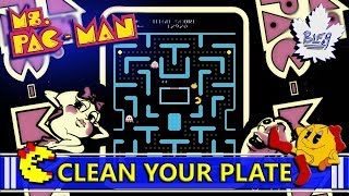 Ms. Pac-Man - Clean Your Plate Achievement/Trophy Guide