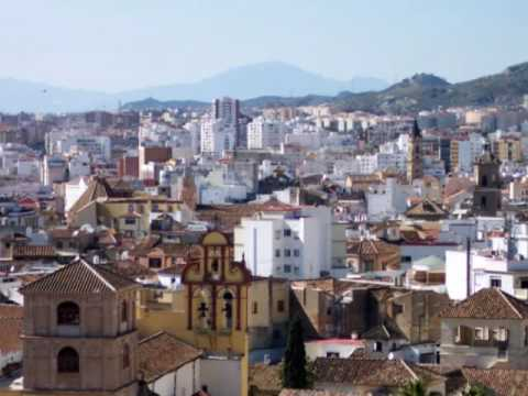 MALAGA CITY-ANDALUCIA, SPAIN