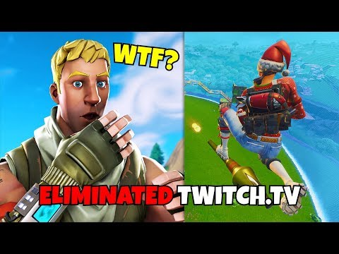 i watched this KID trickshot a TWITCH STREAMER right in front of me...