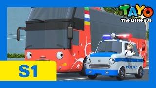 Cảm ơn nhé, CII! l mùa 1 tập 6 l Tayo xe bus nhỏ
