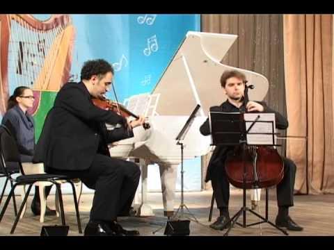 Моцарт Вольфганг Амадей - Струнный квартет № 8 фа мажор
