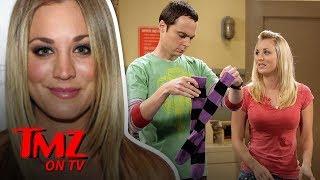 Kaley Cuoco Says Big Bang Theory Made Science Sexy | TMZ TV