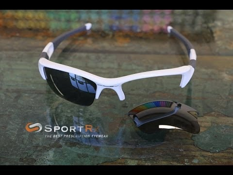 How To: Change Your Oakley Flak Jacket Lenses   SportRx