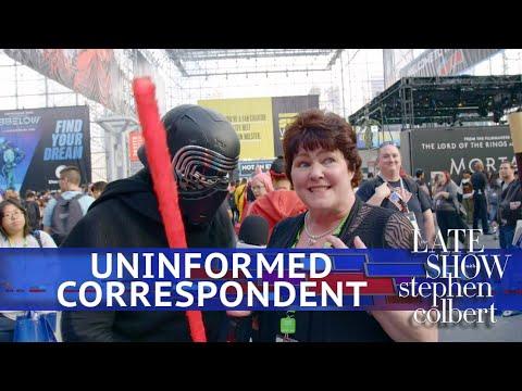 Uninformed Correspondent: Bootsie Hits Comic Con