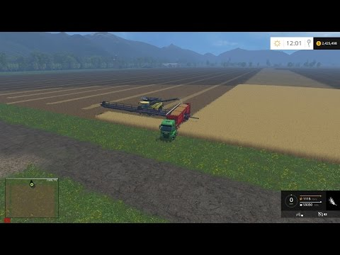 Farm Sim Saturday.....HUGE scale major farming