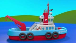 Tuyển tập các bài hát chủ đề PTGT minh họa hoạt hình