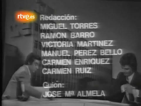 Telediario 20 mayo 1974