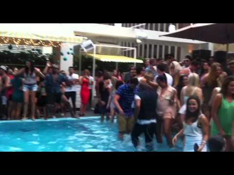 Wolf Pool Party Sydney