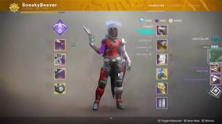 Destiny 2 - Escalation Protocol Week 3 - Full 7 waves and boss completion