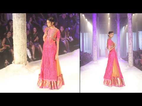 "BMW India Bridal Fashion Week 2015 | Day 3 | JJ Valaya - ""The Bolshoi Bazaar"""