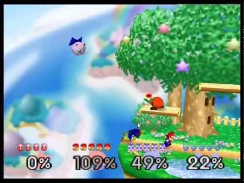 n64 Multiplayer - SSB