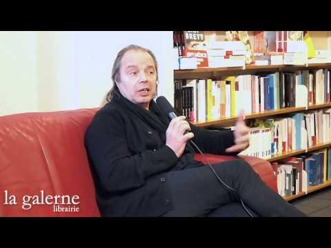 Vid�o de Philippe Djian