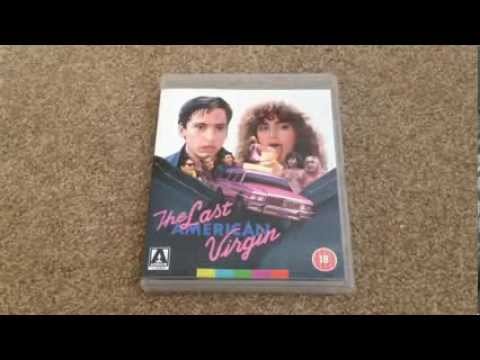 The Last American Virgin Blu-ray Unboxing video