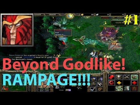 DoTa 6.83d - ИЗИ МИД САЙЛЕНСЕР | RAMPAGE! ★ Beyond GODLIKE! #1