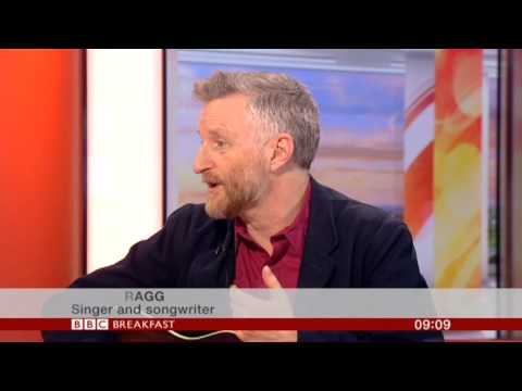 Billy Bragg Interview BBC Breakfast 2013