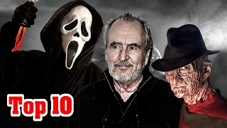 Top 10 WES CRAVEN Facts You Didn't Know