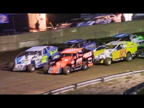 Sportsman Feature | Freedom Motorsports Park | 7-13-18