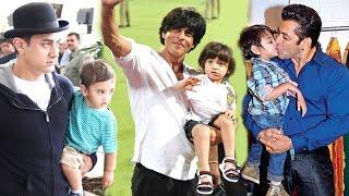Bollywood Celeb Kids Born Artificially | Shahrukh Khan-AbRam, Aamir Khan-Azad, Salman Khan Nephew
