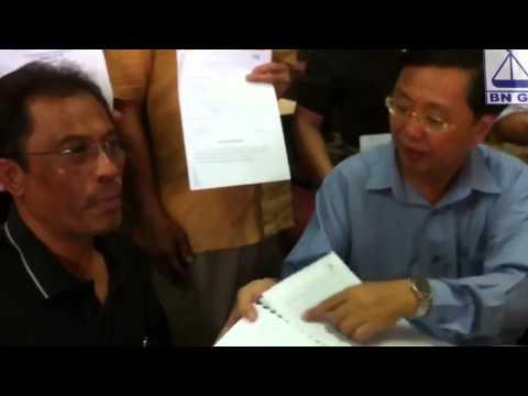 YIP Kum FOOK, MCA PENGERUSI GOMBAK menghina dan ANTI Sami Sami Buddha 2
