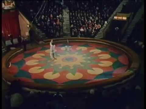 Кот и клоун (Юрий Куклачёв, реж. С. Вологдин, 1984)