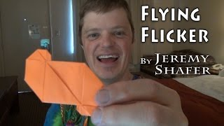 Flying Flicker (for left-handed flickers)