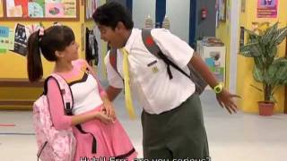 The Last Cheerleader - Waktu Rehat - Disney Channel Asia