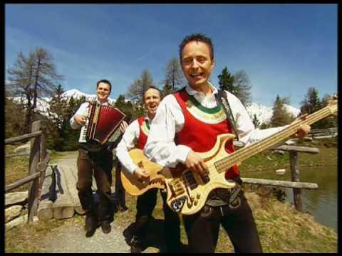 Die Jungen Zillertaler - Auf Da Bruck Trara
