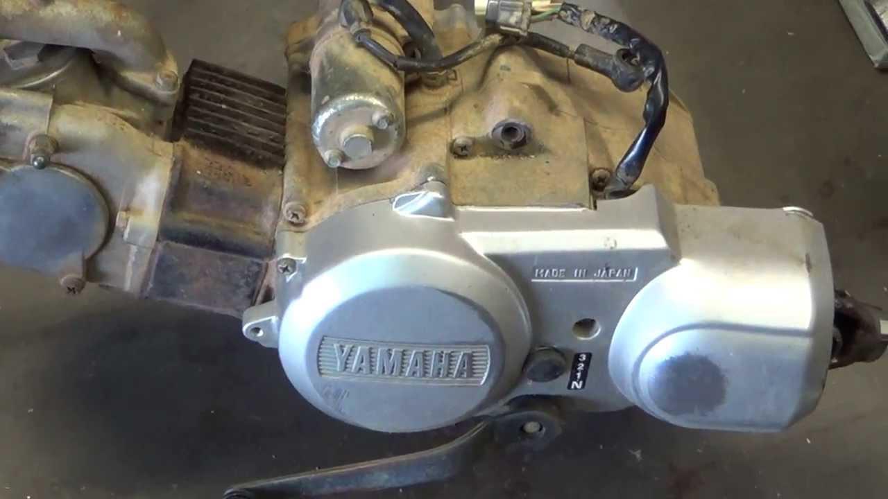 Yamaha Raptor Carb Problems
