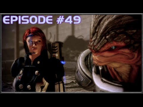 Mass Effect 2 - Facing A Thresher Maw & Mordin: Old Blood - Episode 49