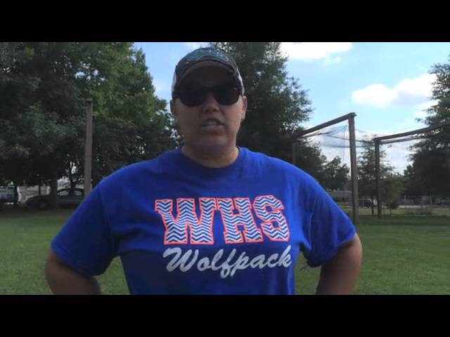 WHS softball & baseball coach interviews 14