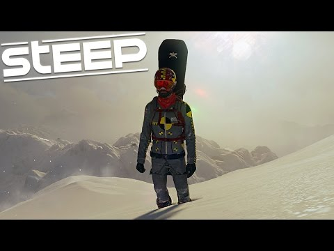 STEEP - CRASH SUIT