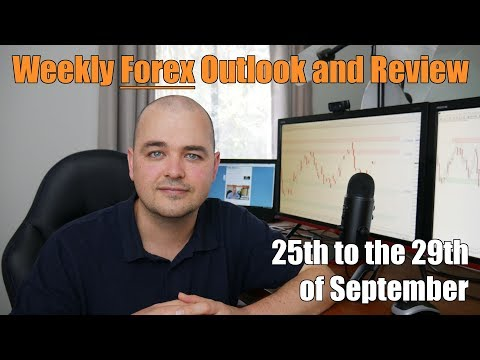 Weekly Forex Review - 25th to the 29th of September