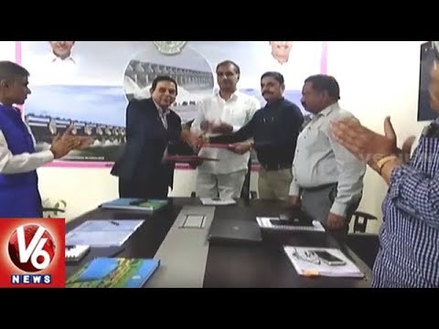 ICRISAT To Study Impact Of Mission Kakatiya In Telangana | V6 News