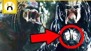 The Predator Official Trailer #2 BREAKDOWN - Easter Eggs & Things Missed